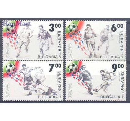 Znaczek Bułgaria 1994 Mi 4115-4118 Czyste **
