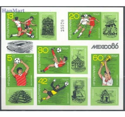 Bułgaria 1986 Mi ark 3473-3478 Czyste **