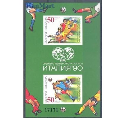 Bułgaria 1990 Mi bl 209B Czyste **
