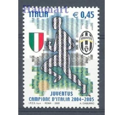 Znaczek Włochy 2005 Mi 3041 Czyste **