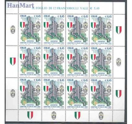 Znaczek Włochy 2005 Mi ark 3041 Czyste **