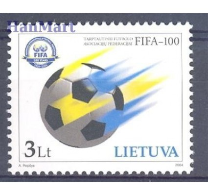 Znaczek Litwa 2004 Mi 847 Czyste **