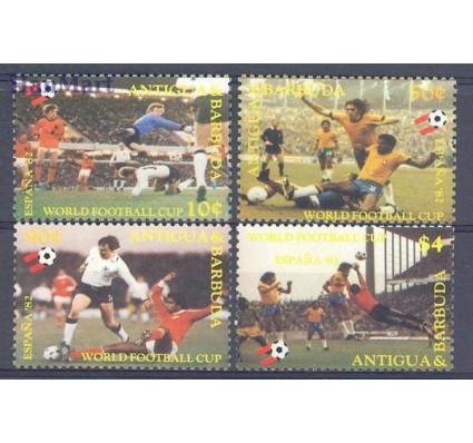 Antigua i Barbuda 1982 Mi 659-662 Czyste **