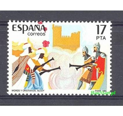 Znaczek Hiszpania 1985 Mi 2670 Czyste **