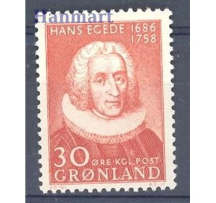 Grenlandia 1958 Mi 42 Czyste **