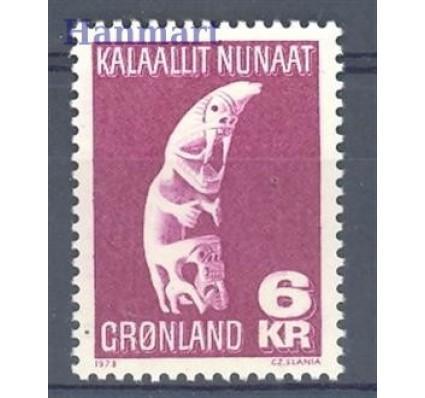 Grenlandia 1978 Mi 111 Czyste **