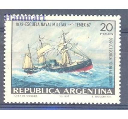 Znaczek Argentyna 1967 Mi 978 Czyste **