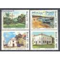 Brazylia 1977 Mi 1592-1595 Czyste **