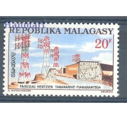 Madagaskar 1963 Mi 491 Czyste **