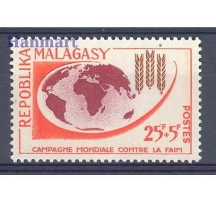 Madagaskar 1963 Mi 492 Czyste **