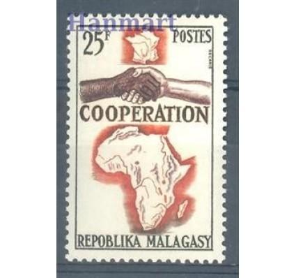 Madagaskar 1964 Mi 526 Czyste **