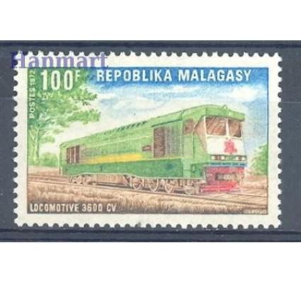 Znaczek Madagaskar 1972 Mi 656 Czyste **