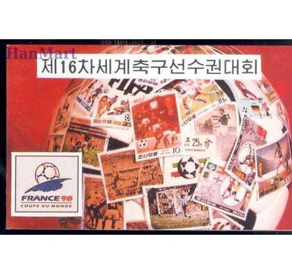 Znaczek Korea Północna 1998 Mi 4014-4015 Czyste **