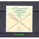 Australia 1988 Mi 1126 Czyste **