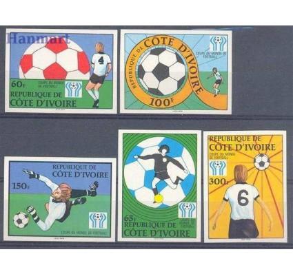 Znaczek Wybrzeże Kości Słoniowej 1978 Czyste **