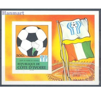 Wybrzeże Kości Słoniowej 1978 Czyste **