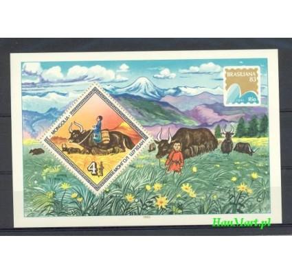 Mongolia 1983 Mi bl 94 Czyste **