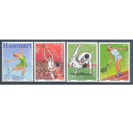Luksemburg 2005 Mi 1695-1698 Czyste **