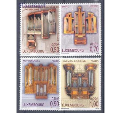 Luksemburg 2006 Mi 1724-1727 Czyste **