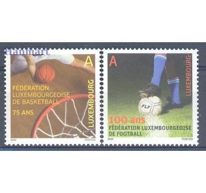 Znaczek Luksemburg 2008 Mi 1779-1780 Czyste **