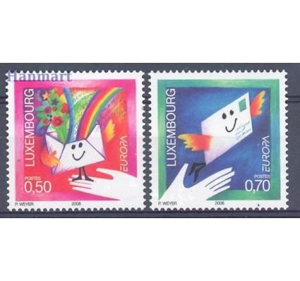 Znaczek Luksemburg 2008 Mi 1782-1783 Czyste **