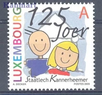 Znaczek Luksemburg 2009 Mi 1833 Czyste **