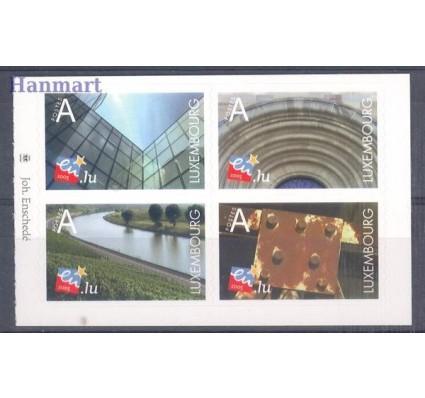 Luksemburg 2005 Mi 1659-1662 Czyste **
