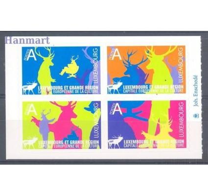 Luksemburg 2007 Mi 1730-1733 Czyste **