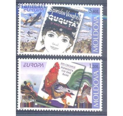 Znaczek Mołdawia 2010 Mi 703-704 Czyste **