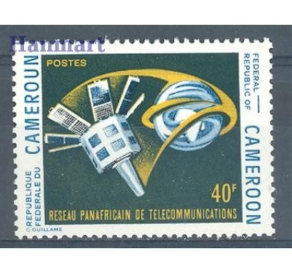 Kamerun 1971 Mi 671 Czyste **