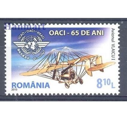Znaczek Rumunia 2010 Mi 6424 Czyste **