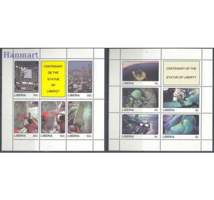 Znaczek Liberia 1987 Mi ark 1378-1397 Czyste **