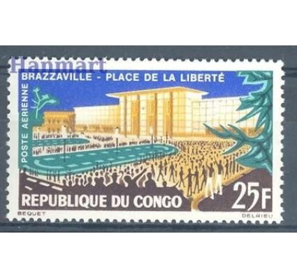 Znaczek Kongo 1963 Mi 36 Czyste **