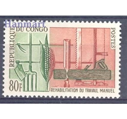 Kongo 1964 Mi 44 Czyste **