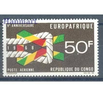 Kongo 1968 Mi 153 Czyste **