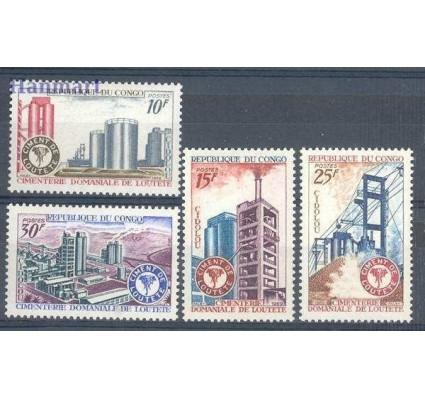 Kongo 1969 Mi 194-197 Inne