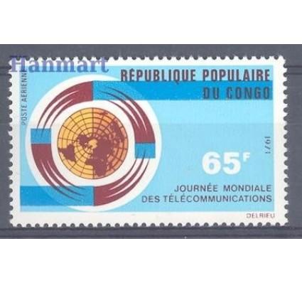 Znaczek Kongo 1971 Mi 290 Czyste **