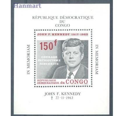 Kongo Kinszasa / Zair 1964 Mi bl 6 Czyste **