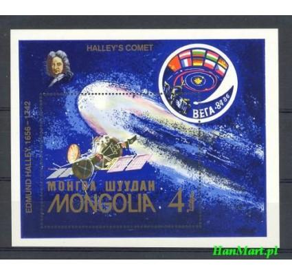 Znaczek Mongolia 1986 Mi bl 117 Czyste **