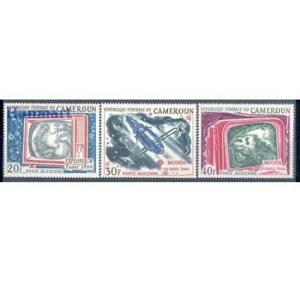 Znaczek Kamerun 1968 Mi 533-535 Czyste **