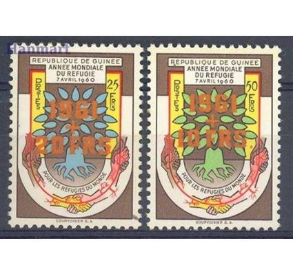 Znaczek Gwinea 1961 Czyste **