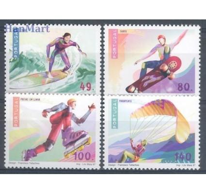 Portugalia 1997 Mi 2184-2187 Czyste **