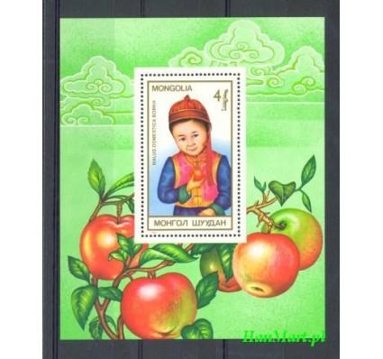 Mongolia 1987 Mi bl 120 Czyste **