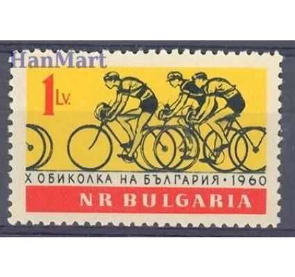 Znaczek Bułgaria 1960 Mi 1184 Czyste **