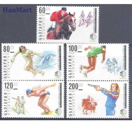 Bułgaria 1997 Mi 4294-4298 Czyste **