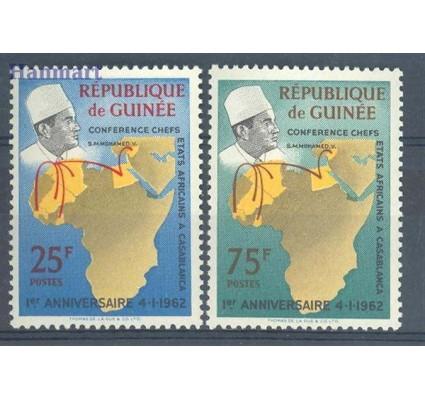 Gwinea 1962 Mi 100-101 Czyste **