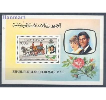 Mauretania 1981 Mi bl 32 Czyste **