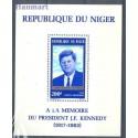 Niger 1973 Mi bl 9 Czyste **