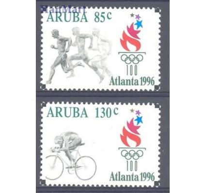 Aruba 1996 Mi 178-179 Czyste **