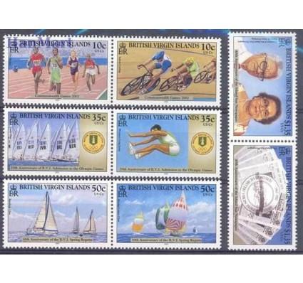 Znaczek Wyspy Dziewicze 2003 Mi 1074-1081 Czyste **